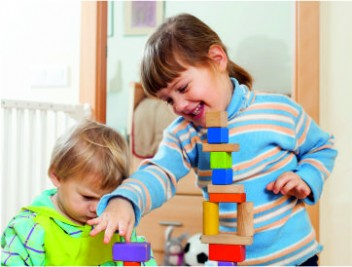 Ttoys Block post for toddlers