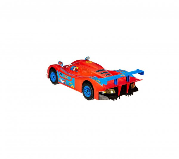 Toyzone Superman Kids Friction Toy Car