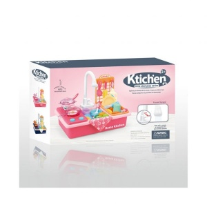 Kitchen Little Chef Play Series Simulation Kitchen Toy Set for Kids
