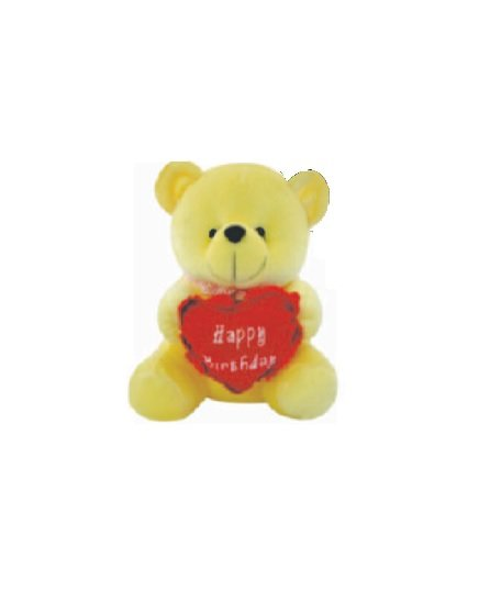 Cuddly Bear With heart - 17 CM