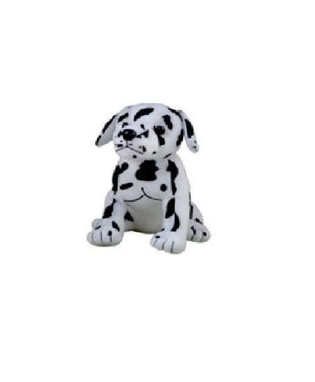 Dalmation Dog Sitting - 18 CM