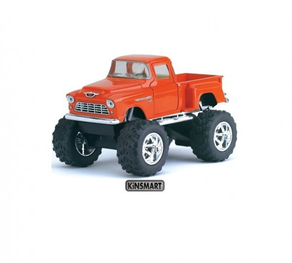 1955 CHEVY STEPSIDE PICKUP OFF-ROAD