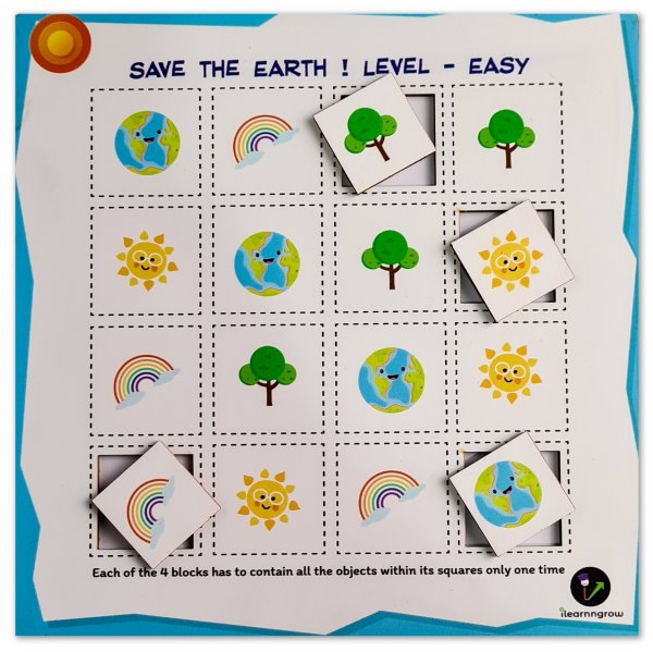 Save The Earth Sudoku