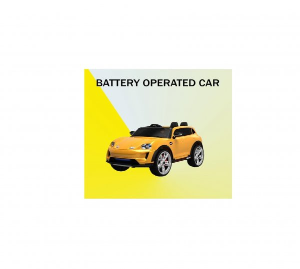 Porsche Battery Jeep SUV for Kids