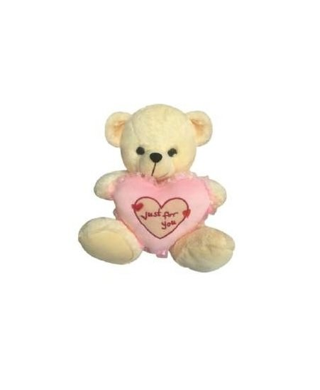 Fancy Heart Bear - 30 CM