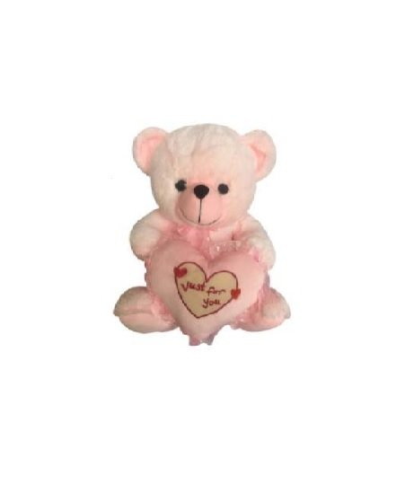 Fancy Heart Bear - 50 CM
