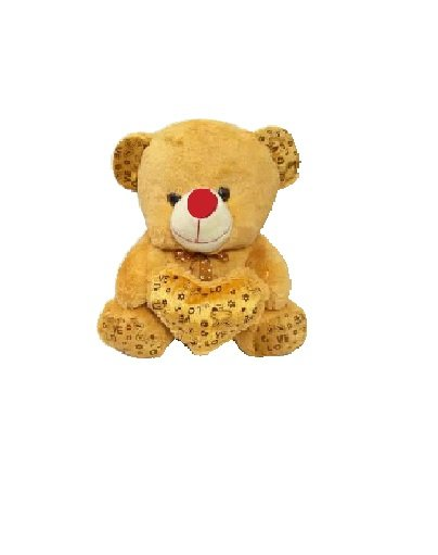 Crazy Bear With Heart - 58 CM