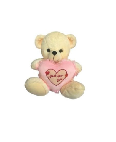 Fancy Heart Bear - 60 CM