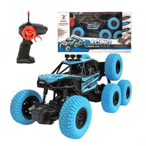 RC Car Rock Climber 4WD 8 Wheels Climbing Cars Electric Remote Control Toy On The Radio Controlled Drive Off-Road Truck