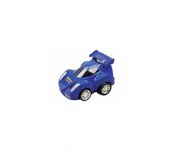 Dash Programmable Stunt Car, Blue/Yellow