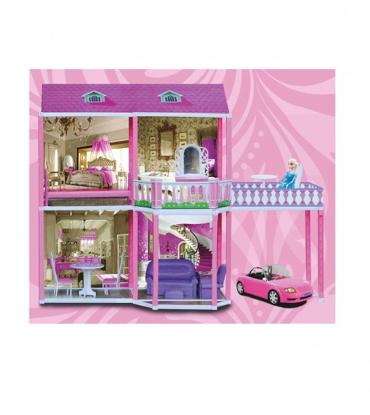 Disney My Dream House (134Pcs)