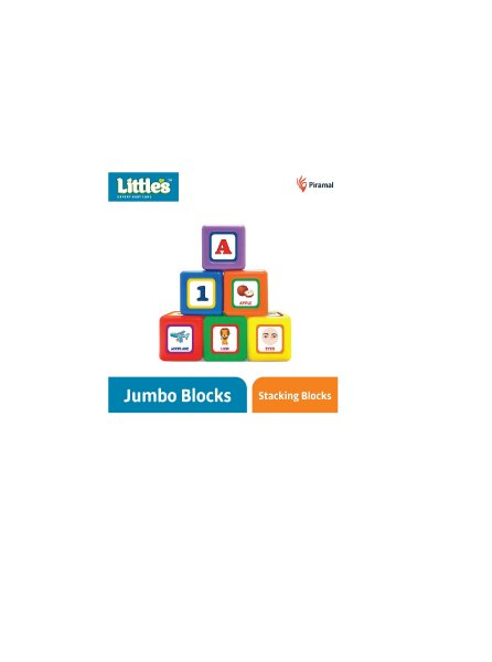 Little's 6-in-1 Puzzle Blocks