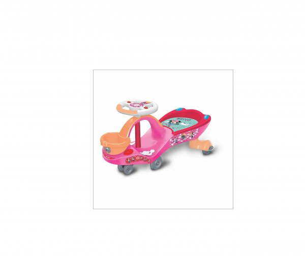 Minnie Mouse Eco Magic Car/ Swing Car Rider