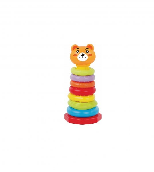 Mitashi Skykidz Cup and Ring Stack Party, Multi Color