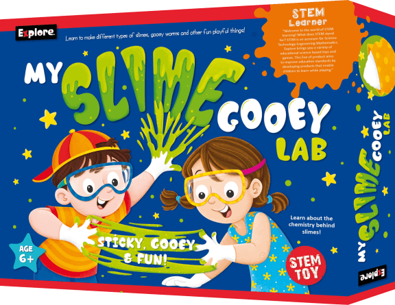 My Slime Gooey Lab