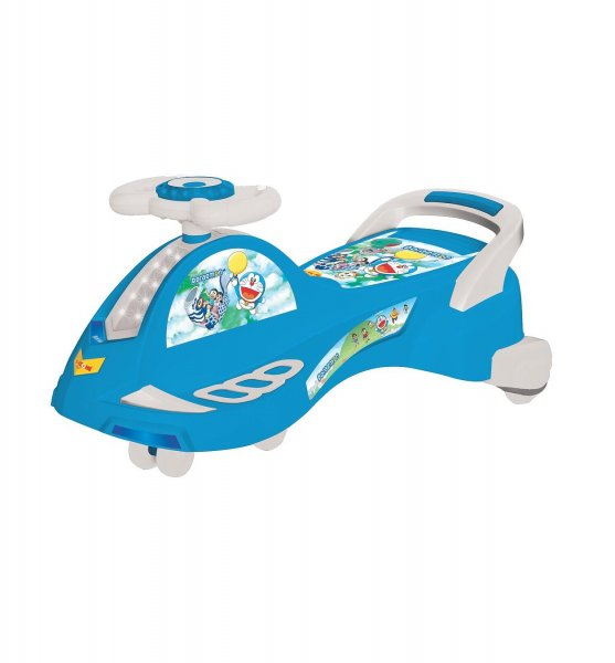 Toyzone Doraemon City Magic Car