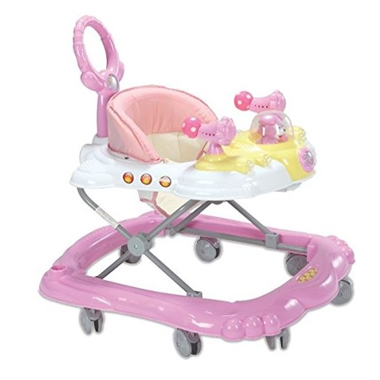 Toyzone Crazy Puppy Baby walker