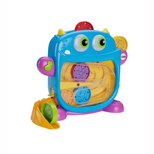 Fisher-Price Monster Maze, Multi Color