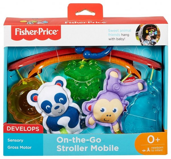 Fisher Price On-The-Go Stroller Mobile DYW54