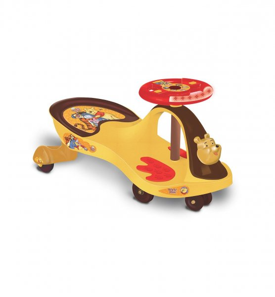 Winnie the Pooh Magic Car